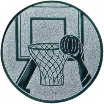 "Emblem 25mm ""Basketball"""