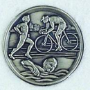 Zinn-Emblem 50mm Triathlon